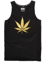 DGK Chronic Tank, Black