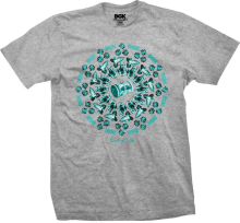 DGK Circle of Life Tee, Heather Grey