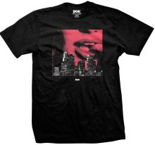 DGK City is Mine Tee, Black