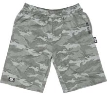 DGK Covert Fleece Shorts, Grey