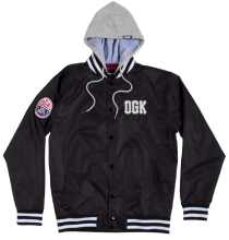 DGK Double-Play Jacket, Black