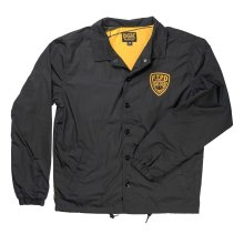 DGK FTPD Coaches Jacket, Black