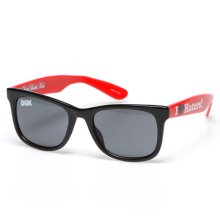 DGK Haters 2-Tone Shades, Black Red