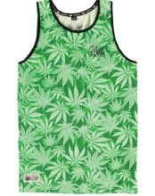 DGK Home Grown Tank, Green