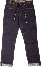 DGK Icon 2 Jeans, Raw Indigo