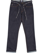 DGK Icon S 2 Jeans, Raw Indigo