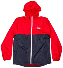 DGK Pier Jacket, Red Blue