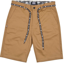 DGK Street Chino Shorts, Dark Khaki