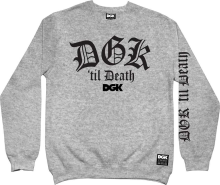DGK Til Death Crew, Grey Heather