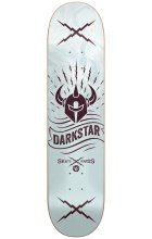 Darkstar Axis Pastel Aqua Deck 8.125