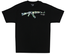Deadline Money AK-47 Tee, Black