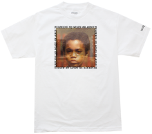 Deadline NY State Of Mind Tee, White
