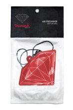 Diamond Supply Air Freshener Red
