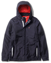 Diamond Supply Arch Digger Jacket, Navy