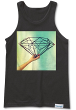 Diamond Supply Architect Tank, Black