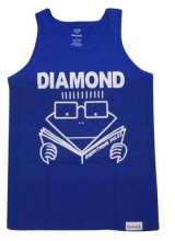 Diamond Everything Rules Tank, Royal