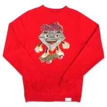 Diamond Lil' Cutty X Ben Baller Crew, Red