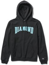 Diamond Supply Co Conference Hoodie, Black