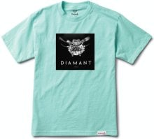 Diamond Supply Co Diamant Paris Tee, Diamond Blue