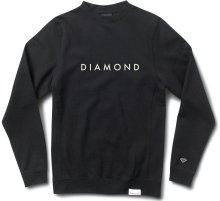 Diamond Supply Co Futura Crew, Black