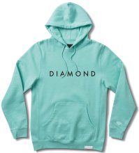 Diamond Supply Co Futura Hoodie, Diamond Blue