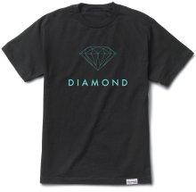 Diamond Supply Co Futura Sign Tee, Black