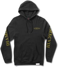 Diamond Supply Co Mayfair Hoodie, Black
