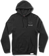 Diamond Supply Co OG Sign Hoodie, Black