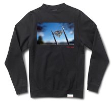 Diamond Supply Diamond Sky Crew, Black