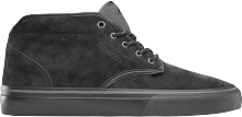 Emerica Wino G6 Mid Shoe, Dark Grey Black