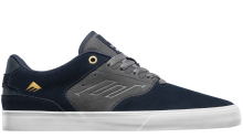 Emerica Reynolds Low Vulc Shoes, Navy Grey