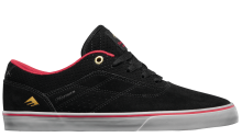 Emerica The Herman G6 Vulc, Black Red Grey