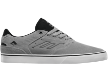 Emerica The Reynolds Low Vulc Shoe, Grey Black