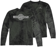 Emerica X Independent LS Tee, Dark Green