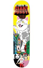 Enjoi Monster Movie Louie Barletta Deck 8.0