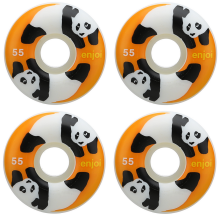 Enjoi Panda Standard Wheels 55mm