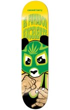 Enjoi Wrestling Mask IL Caswell Berry Deck 8.0