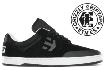 Etnies x Grizzly Marana Shoes, Black White