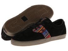 Fallen Chief XI Shoe, Black Native