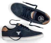 Fallen Slash Shoe, Midnight Blue