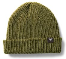Fallen Wharf Beanie, Surplus Green