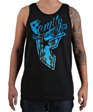 Famous Breezin Tank, Black