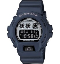 G-Shock Watch DW6900HM, Matte Navy