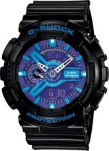 G-Shock Watch GA110HC-1A, Black