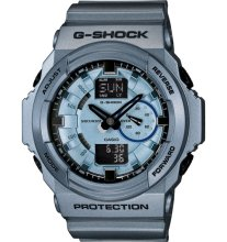G-Shock Watch GA150A-2A, Metallic Blue
