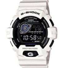 G-Shock Watch GR8900A-7, White / Black