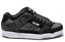 Globe Tilt Shoes, Black Shadow