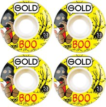 Gold Gang Boo Wheels 53mm