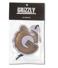 Grizzly Air Freshener G Logo