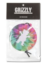 Grizzly Air Freshener Tie-Dye